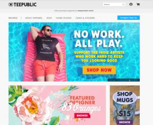 Tee Public Website