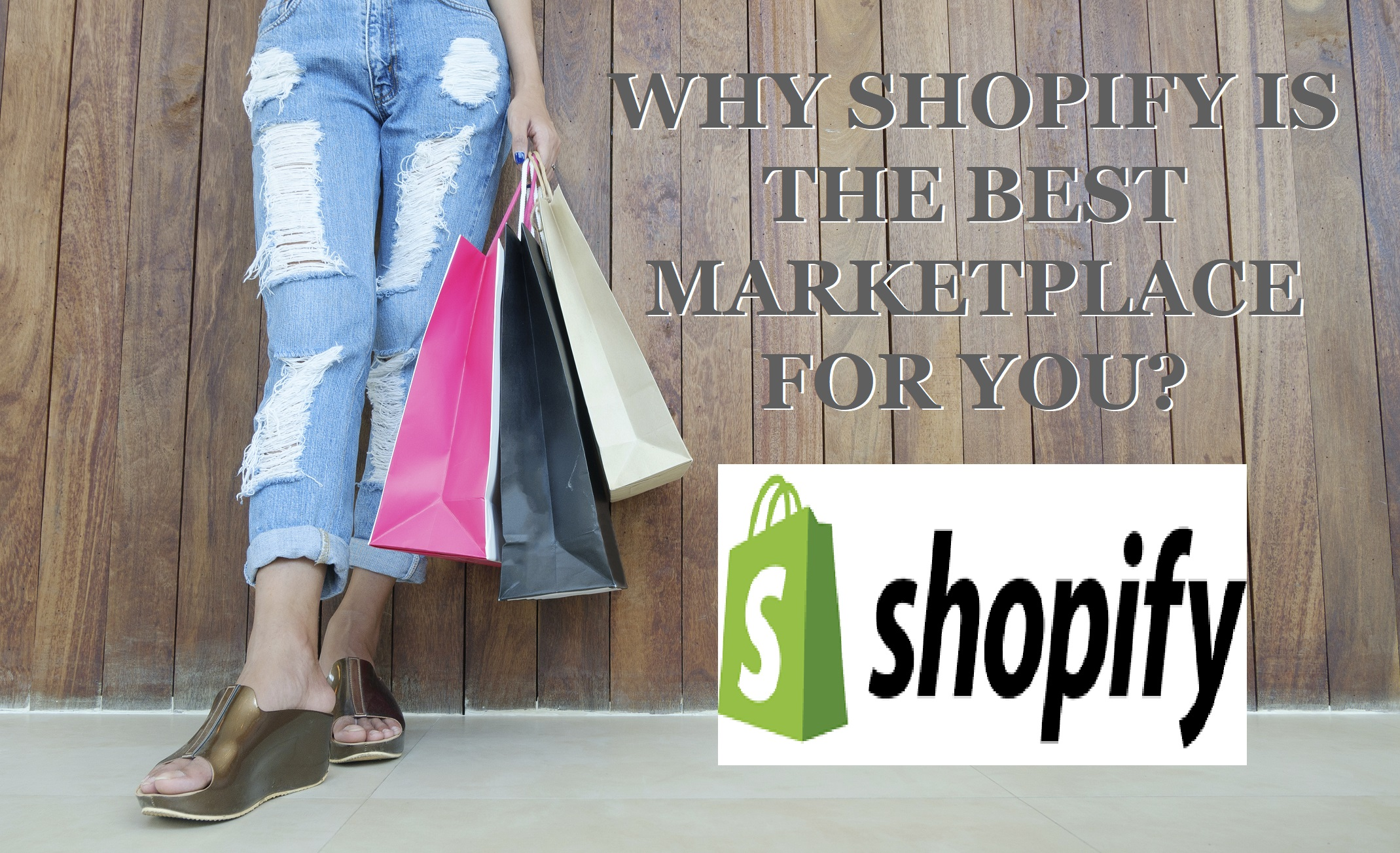 shopping with Shopify